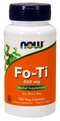 Now Foods Fo-Ti 560 mg 100 Veg Capsules