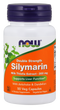 Now Foods Double Strength Silymarin 50 Veg Capsules