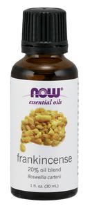 Now Foods Essential Oils Frankincense 20% Oil Blend 1 fl oz