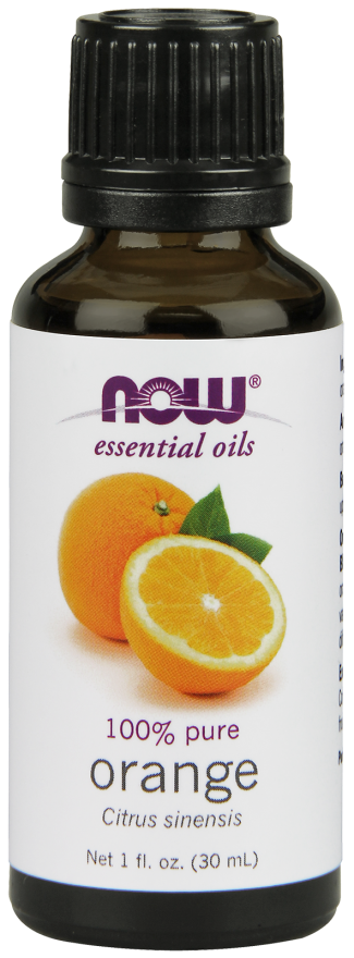 Now Foods Essential Oils Orange 1 fl oz