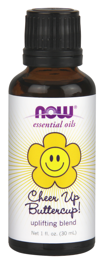 Now Foods Essential Oils Cheer Up Buttercup! 1 fl oz