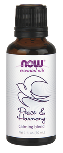 Now Foods Essential Oils Peace & Harmony 1 fl oz