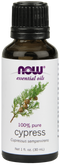 Now Foods Essential Oils Cypress 1 fl oz