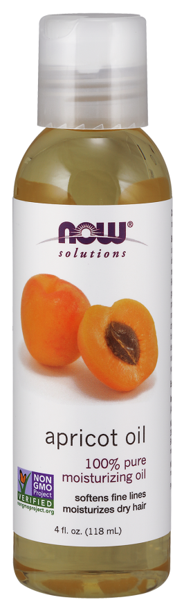 Now Foods Apricot Oil 4 fl oz