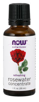 Now Foods Essential Oils Rosewater Concentrate 1 fl oz