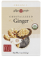 Ginger People Crystallized Ginger Organic 4 oz