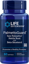 Life Extension PalmettoGuard Saw Palmetto/ Nettle Root with Beta-Sitosterol 60 Softgels