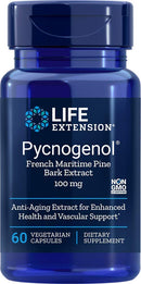 Life Extension Advanced Bio-Curcumin with Ginger & Turmerones 30 Softgels