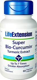Life Extension Super BIO Curcumin 400 mg 60 Veg Capsules