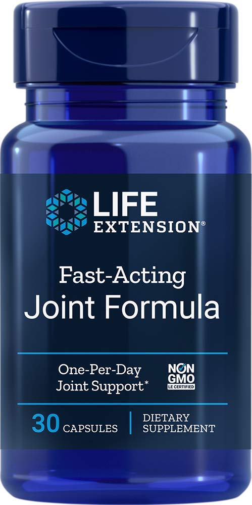 Life Extension Fast Acting Joint Formula 30 Capsules