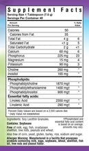 Bluebonnet Nutrition Super Earth Lecithin Granules 12.7 oz