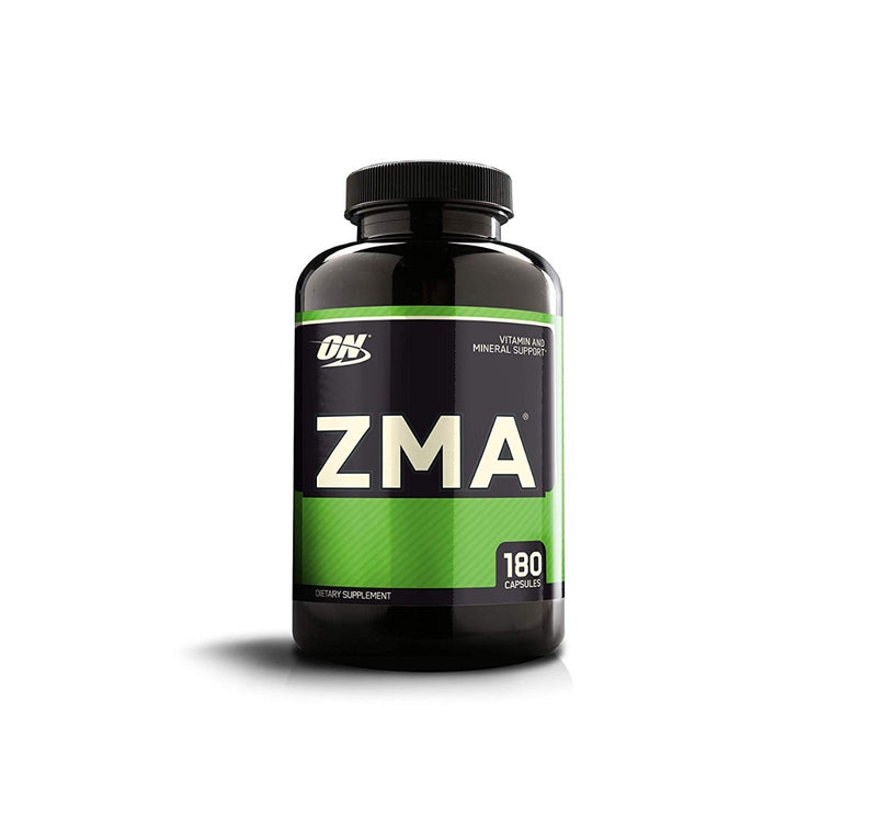 Optimum Nutrition ZMA 180 Capsule