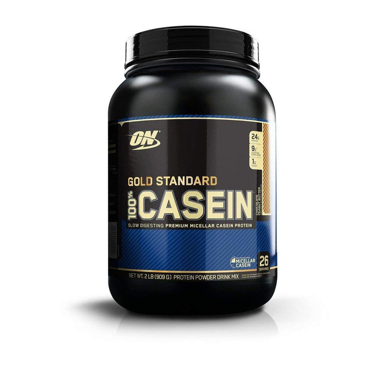 Optimum Nutrition Gold Standard 100% Casein Chocolate Peanut Butter 2 lb