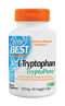 Doctor's Best L-Tryptophan with TryptoPure 500 mg 90 Veg Capsules