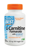 Doctor's Best L-Carnitine Fumarate 855 mg 180 Veg Capsules