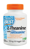 Doctor's Best L-Theanine with Suntheanine 150 mg 90 Veg Capsules