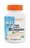 Doctor's Best Fully Active B Complex 30 Veg Capsules