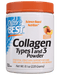 Doctor's BEST Collagen Types 1&3 Powder Peach Flavored 8.1 oz