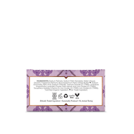 Nubian Heritage Soap Lavender & Wildflowers 5 oz