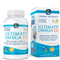 Nordic Naturals Ultimate Omega-D3 1,280 mg 120 Softgels