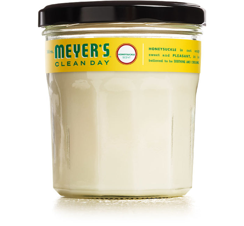 Mrs. Meyer's Soy Candle Honeysuckle 7.2 oz