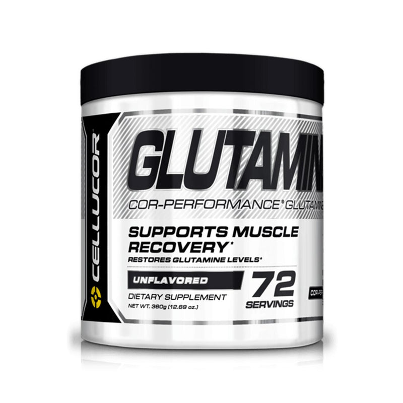 Cellucor Glutamine Unflavored 72 Servings 12.7 oz