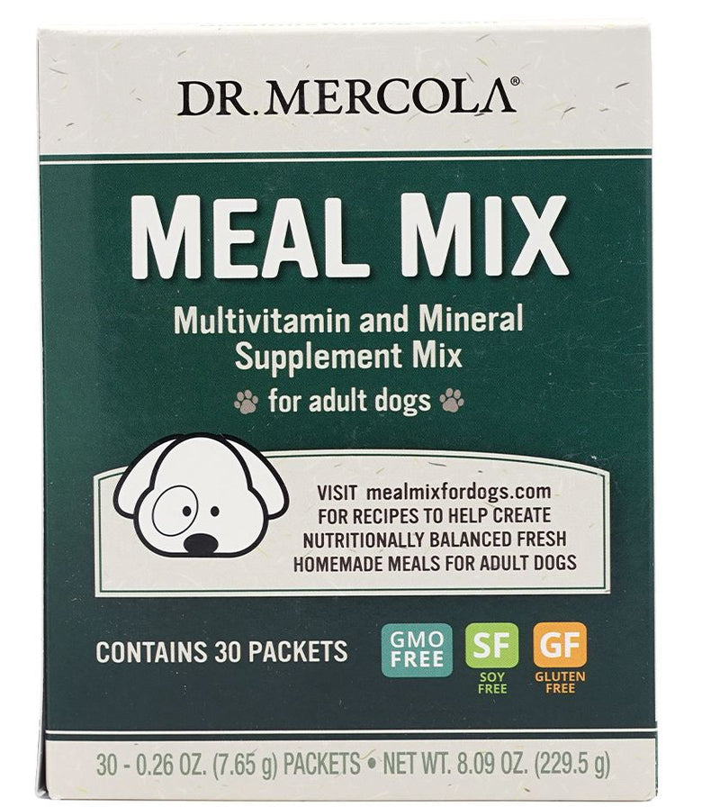 Dr. Mercola Meal Mix for Adult Dogs 8.09 oz