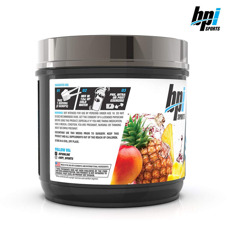 BPI Sports Keto Aminos Tropical Breeze 1.32 lb