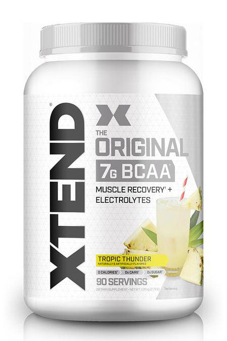 Scivation Xtend Original BCAAs Tropic Thunder 90 Servings 2.78 lb