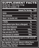 Cellucor NO3 Ultimate Fruit Punch 20 Servings 7.4 oz