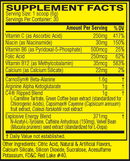 Cellucor C4 Ripped Explosive Pre-Workout Tropical Punch 30 Servings 6.3 oz