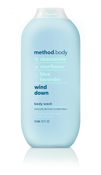 Method Body Wash Wind Down 18 fl oz