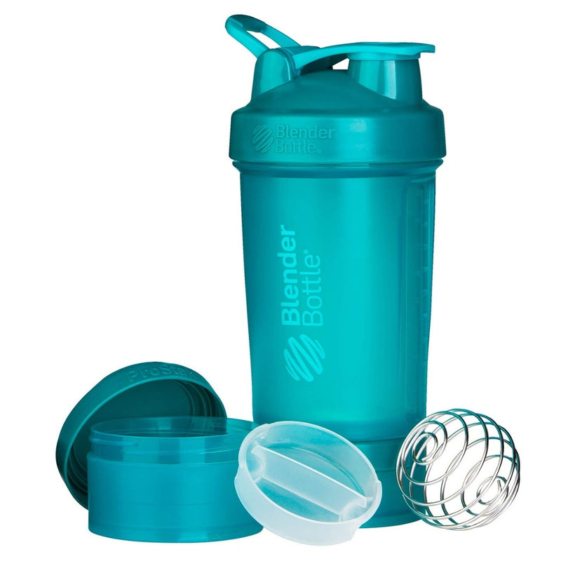 Blender Bottle ProStak Bottle Teal 22 oz 1 Bottle