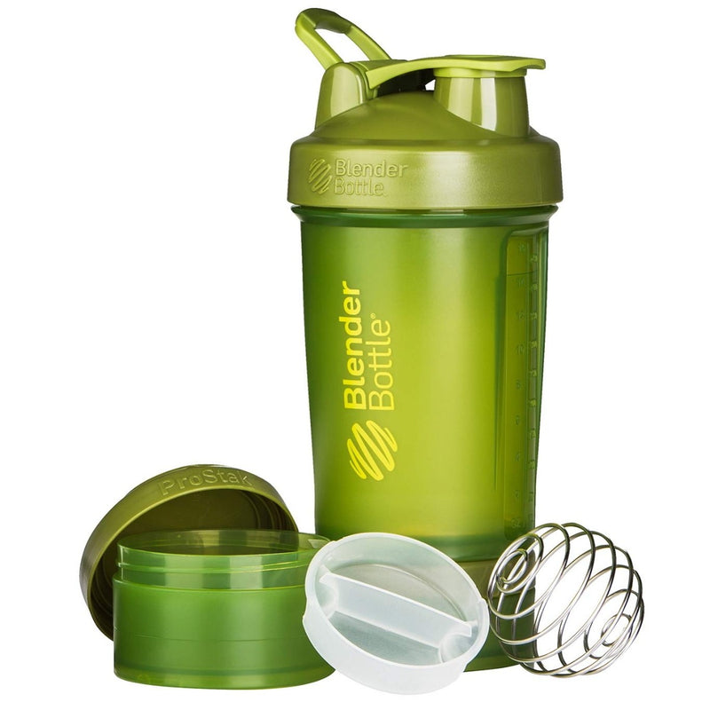Blender Bottle ProStak Bottle Moss Green 22 oz 1 Bottle