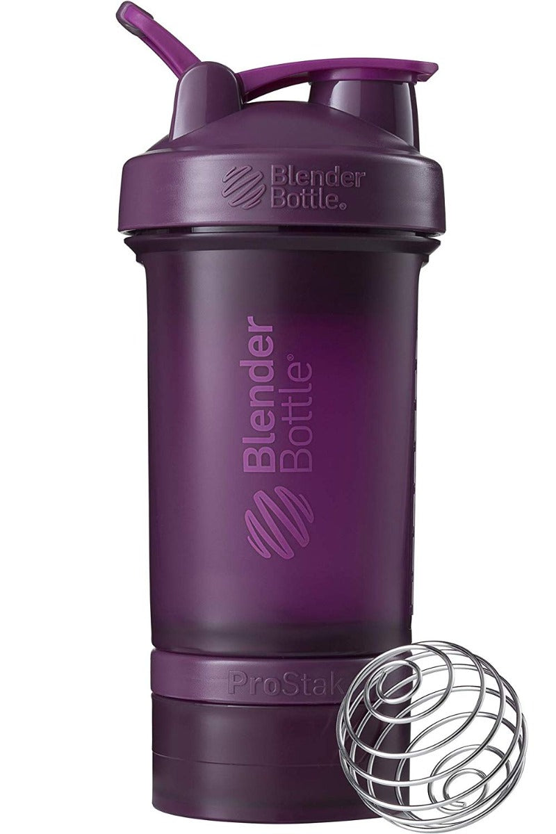 Blender Bottle ProStak Bottle Plum 22 oz 1 Bottle