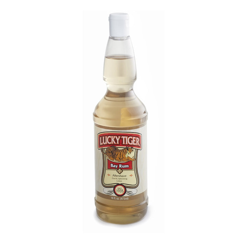 Lucky Tiger Bay Rum After Shave 16 fl oz