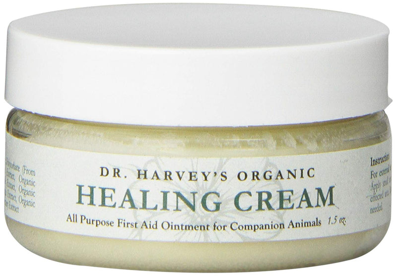 Dr. Harvey's Organic Healing Cream For Dogs 1.5 oz