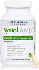 Arthur Andrew Medical Syntol AMD 90 Capsules