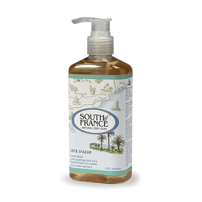 South of France Hand Wash Cote D Azur 8 oz