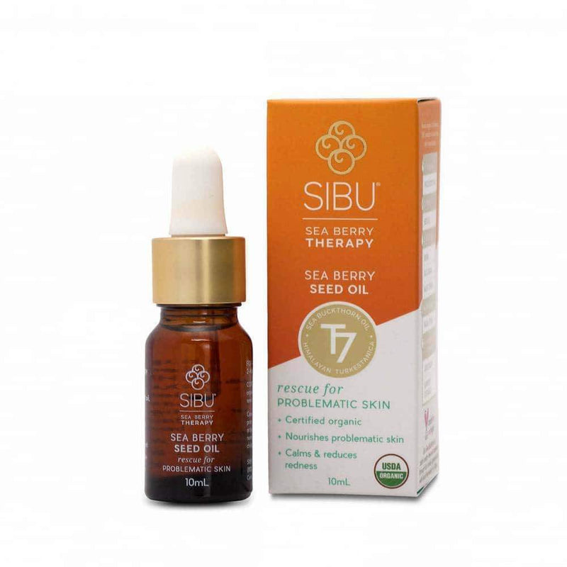 Sibu Beauty Sea Berry Seed Oil   10 ml
