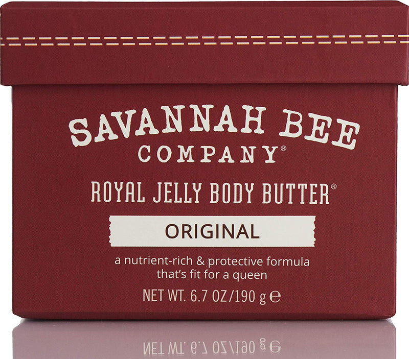 Savannah Bee Royal Jelly Body Butter Original 6.7 oz