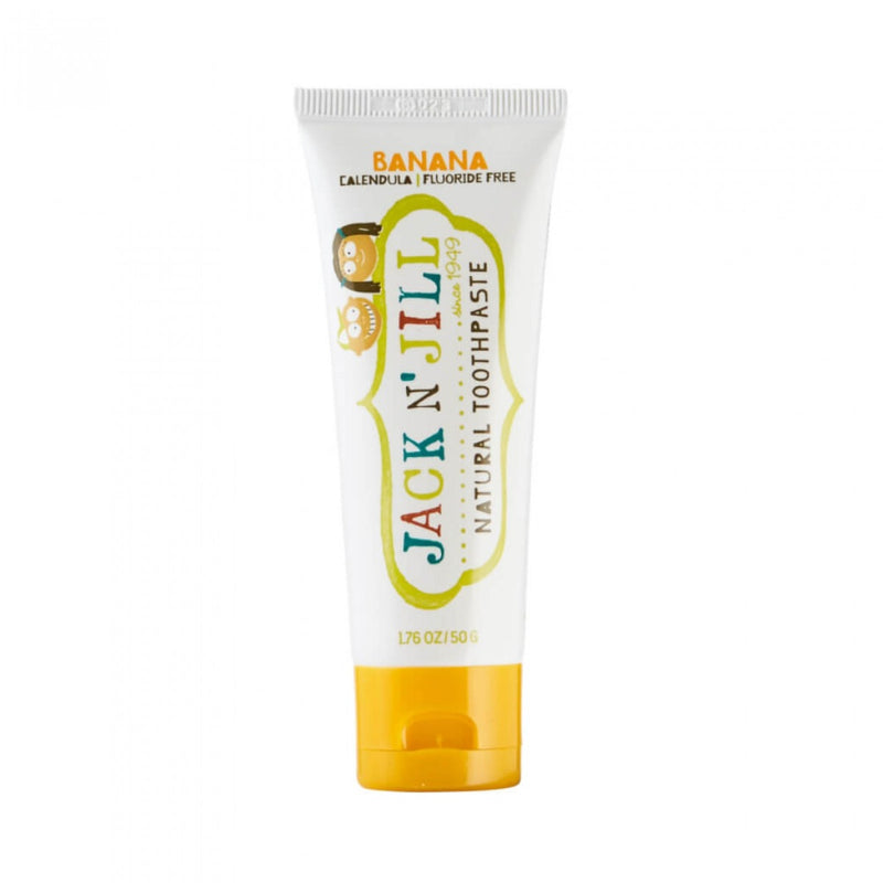 Jack N' Jill Natural Toothpaste Banana 1.76 oz