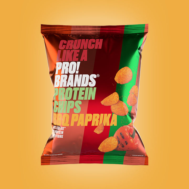 ProBrands Protein Chips BBQ Paprika (50g)