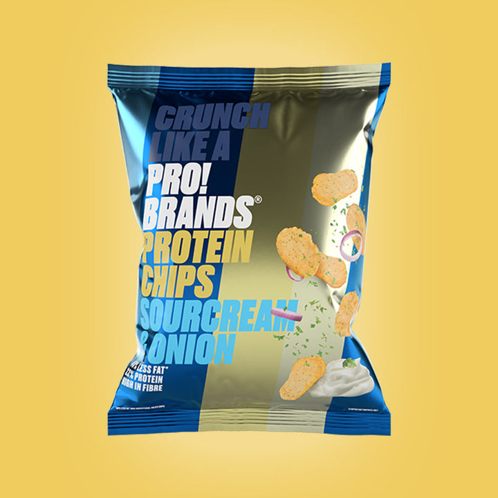 ProBrands Protein Chips Sourcream & Onion (50g)