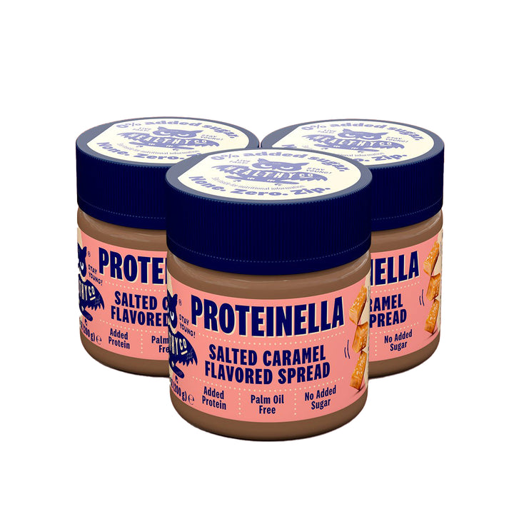 Protein Spread Salted Caramel 3 x 200g