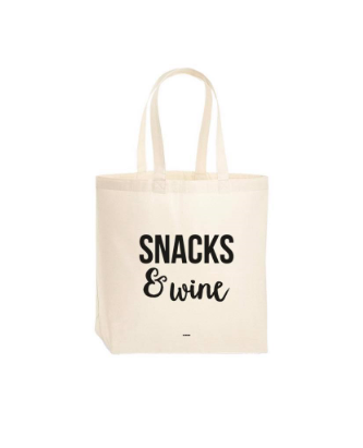 Tas - snacks & wine