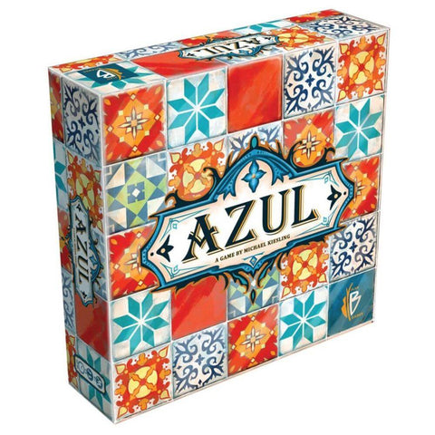 10 Best Easy to Play Strategy Games - Azul
