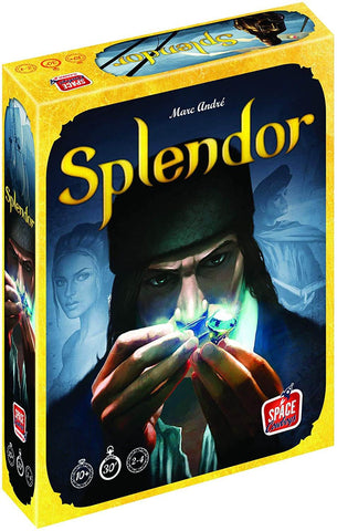 10 Best Easy to Play Strategy Games - Splendor