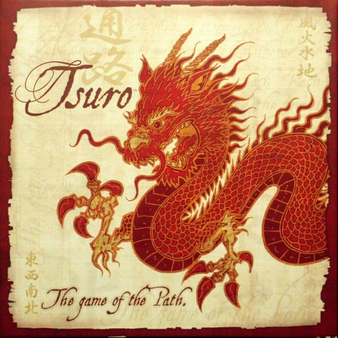 10 Best Easy to Play Strategy Games - Tsuro