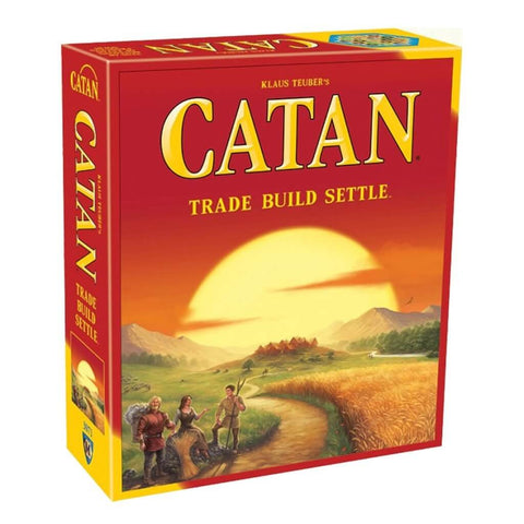 10 Best Easy to Play Strategy Games - Catan